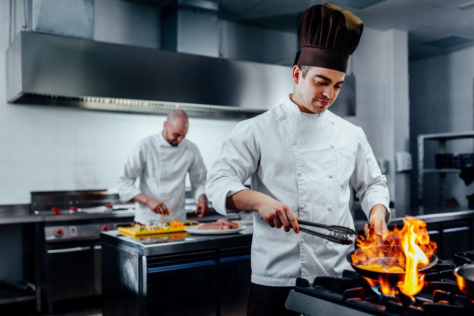 Serwis urządzeń gastronomicznych