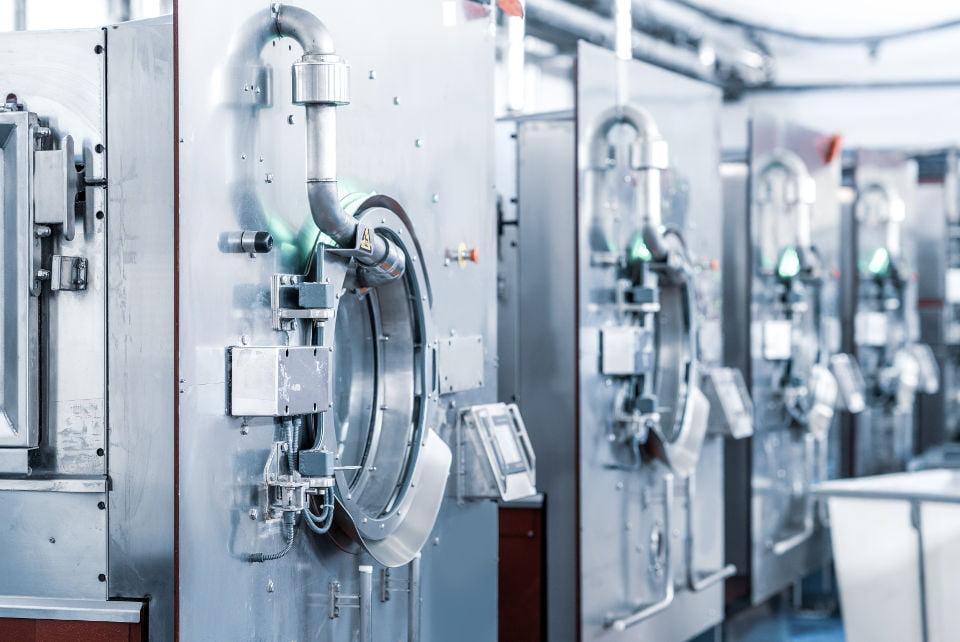 Serwis pralek przemysłowych